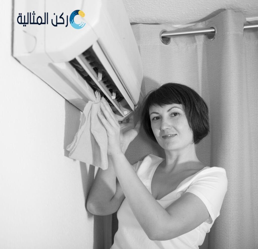 شركة تنظيف مكيفات في الجبيل